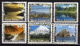 NEUSEELAND 1996 - MiNr: 1517-1522 Komplett Used - Gebraucht