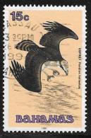 Bahamas, Scott #711 Used Osprey, 1991 - Bahamas (1973-...)