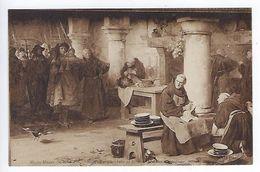 CPA Musée De Rouen Saint Bonaventure Et La Pourpre Cardinalatrice Par Davount N° 50 ND Phot. - Peintures & Tableaux
