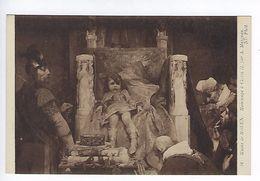 CPA Musée De Rouen Hommage à Clovis II Par Maignan N° 34 ND Phot. - Peintures & Tableaux