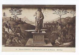 CPA Musée De Rouen La Résurrection Par Perugin N° 68 ND Phot. - Peintures & Tableaux