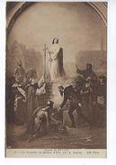CPA Musée De Rouen Le Supplice De Jeanne D'Arc Par Legrip N° 51 ND Phot. - Peintures & Tableaux