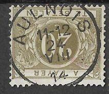 _7Be-406: N° TX6: E18-m2: AULNOIS 24 VIII 14 : AULNOIS Werd Bezet Op 25.VIII.1914 - Invasion
