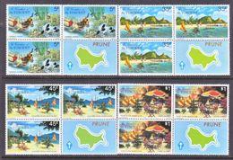 ST. VINCENT  GRENADINES  123-6    **   PRUNE  ISLAND    TOURISM - St.Vincent (...-1979)