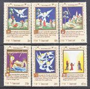 ST. VINCENT  509-14   **   CHRISTMAS - St.Vincent (...-1979)