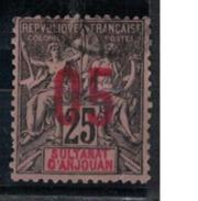 ANJOUAN                N°  YVERT     24   ( 6 )        OBLITERE       ( O   4385 ) - Gebraucht