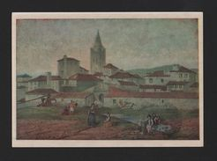 ART POSTCARD 1960years MADEIRA FUNCHAL CATHEDRAL - PORTUGAL Z1 - Postcards