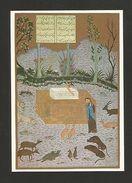 ART POSTCARD PERSIA PÉRSIA PRINCE  1960 YEARS Z1 - Postcards