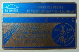 BENIN - L&G - 50 Units - Field Trial - Specimen - Post Office Anniversary - Benin