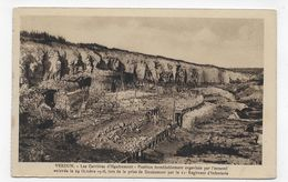 VERDUN - LES CARRIERES D' HAUDREMONT - CPA NON VOYAGEE - Verdun