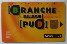 CANADA - Bell - Branche Sur La Pub - $2 - 96.05 - 4000ex - Mint Blister - Canada