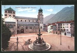 Cartolina Trento, Piazza Del Duomo - Trento