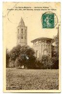 33670 LA SAUVE-MAJEURE - Lot De 2 CPA - L'ancienne Abbaye - Bénitier De St-Pierre - France