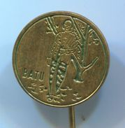 BATU / Java Indonesia - Tourism Brand, Vintage Pin, Badge, Abzeichen - Città
