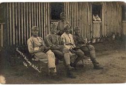 CPA N°12847 - SOUVENIR DU CAMP DE BITCHE 1924 - Uniformen