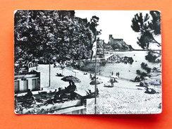 Cartolina La Spezia - Lerici - Il Castello Visto Dal Lido - 1956 - La Spezia