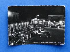 Cartolina Bellaria - Piazza Della Costituente - Notturno - 1953 - Rimini