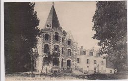 CARTE POSTALE   CHEFFES Sur SARTHE 49  Château Du Vivier - France