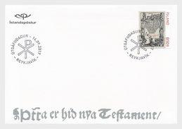 IJsland / Iceland - Postfris / MNH - FDC 500 Jaar Reformatie 2017 - Ungebraucht