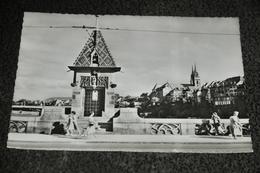 191- Basel, Käppelijoch Und Münster / Stempel - Eglises Et Couvents