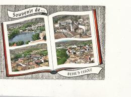83 // BESSE SUR ISSOLE    Souvenir Multivues,  Façon Livre - Besse-sur-Issole