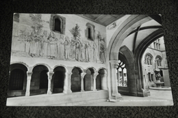193- Zürich, Fraumünster, Kreuzgang / Stempel - Eglises Et Couvents
