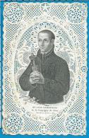 Holycard    Canivet    St. Jean Berchmans - Images Religieuses