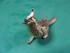 Figurine En Laiton - Oiseaux