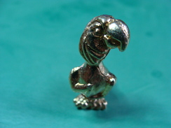 Figurine En Laiton - Pájaros