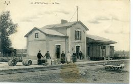 18 - LEVET - La Gare - Autres Communes