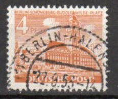 Berlin  43  Gestempelt - Gebraucht