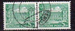 Berlin  44  Gestempelt - Gebraucht