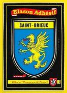 SAINT BRIEUC Blason Adhésif (Kroma N° 459) Côtes D'Armor (22) - Saint-Brieuc