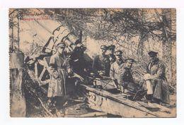 Visite De Journalistes étrangers Au Front. (2029r) - Guerre 1914-18