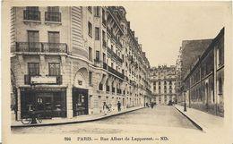 JP ~75 ~ PARIS  . Rue Albert De Lapparent . - Otros