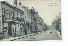 Nieuwpoort Nieuport Rue Du Marché - Nieuwpoort