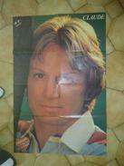 Poster Claude François Baccara Queen Wings Boney M - Plakate & Poster