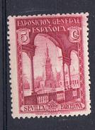 ESPAÑA 1929.EXPO SEVILLA BARCELONA   EDIFIL Nº 436. 5  CENT NUEVOS SIN  CHARNELA  CECI 2 Nº 128 - 1889-1931 Reino: Alfonso XIII