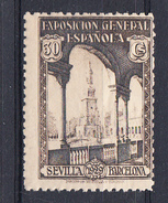 ESPAÑA 1929.EXPO SEVILLA BARCELONA   EDIFIL Nº 441. 30  CENT NUEVOS SIN  CHARNELA  CECI 2 Nº 128 - 1889-1931 Reino: Alfonso XIII