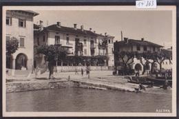Ascona : Albergo Elvezia (photo Pancaldi - Ascona) (14'863) - TI Tessin
