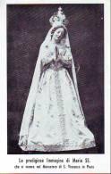 Maria SS. Venerata In Prato, Santino - Religione & Esoterismo