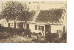 Raversijde Raversyde Petite Ferme Près De L'Hôtel Concordia - Oostende