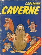 Capitaine Caverne N° 1 - Complet Avec Les Vignettes Collées - Janvier 1980 - BE - Magazines Et Périodiques