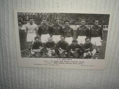 Photo Format Cp FOOTBALL équipe F.C METZ 1949/50 - Other