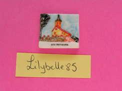 Feve PERSO En Porcelaine - EGLISE - LES ROTOURS - Serie PUTANGES III 2002 ( Feves ) - Regiones