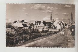 CPSM PLOBANNALEC LESCONIL (Finistère) - Vue Générale Du Bourg - Plobannalec-Lesconil