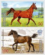 Kirgizië / Kyrgyzstan - Postfris / MNH - Complete Set Joint-Issue Met Wit-Rusland 2017 - Kirgizië