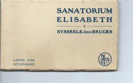 Sanatorium Elisabeth Sysseele Lez Bruges ( 15 Kaarten ) - Damme