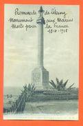 """CPA Algérie Oran """" Monument Aux Marins Morts Pour La France """" Editions Delboy - LJCP 52 - Oran"""