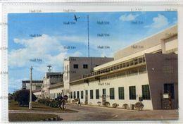 Malaya Singapore Paya Lebar Airport 1964 Used Postcard By ASMK C-31198 - Singapore